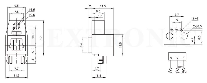pof socket - alextronic