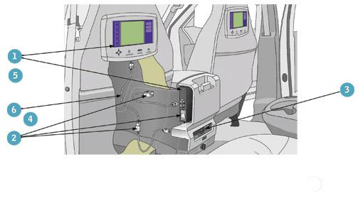Car Lcd Display Car Lcd Display Panel